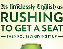Timelessly English - Ye Olde English Cyder