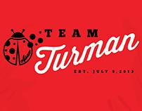 Team Turman Branding
