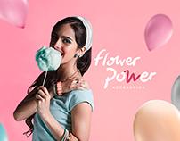 Flower Power Acceosorios - Marca