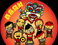 Happy Chinese New Year - Sho