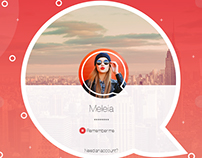 Personal Project - Daily UI