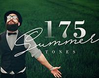 175 Summer Tones Presets