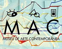 Marca: MAC - Museu de Arte Contemporânea
