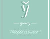 Granny Typeface