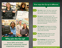 Why join the Co-op Rack Card