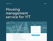 YIT web service