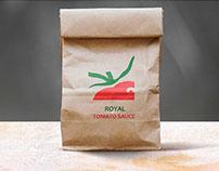 Royal Tomato Sauce Re-Design