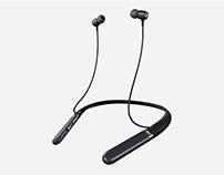 JBL LIVE 200BT Wireless Neckband headphones