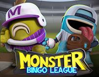 Monster Bingo League