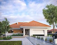 Projekt domu Ambrozja 7