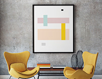 Colourful Poster Series