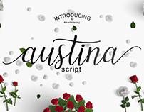 The amazing $1 Austina Script