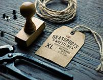 Apparel Design - Grassroots Tag