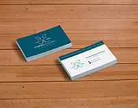 Logotipo e Cartões de Visita | Forma & Equilíbrio