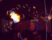 Propane Bubbles