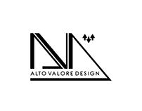 "Logo "" Alto Valore Design"", Perugia"