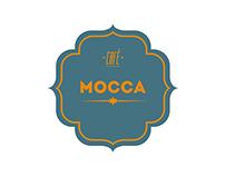 Café Mocca Graphic profile & Identity