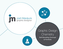 Graphic Design Chemistry: Self-Branding & Portfolio