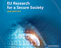 EU Research for a Secure Society – DVD Sleeve