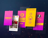 Emotioni Startup Mobile Application Design