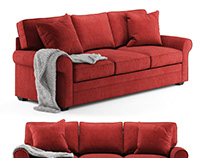 Cindy Crawford Home Bellingham Cardinal Sofa