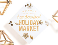 Colle+McVoy - Holiday Market Signage