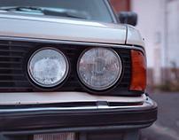 "BMW E23 ""Taxi"""