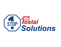 1stop postal solutions logo