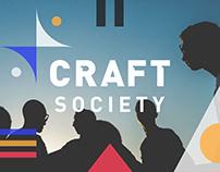 Craft Society - Branding