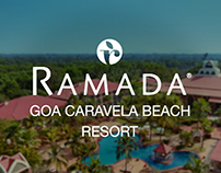 Ramada Caravela Beach Resort Website