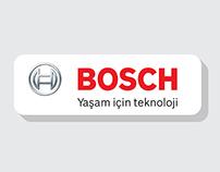 Bosch MobilApp UI Design