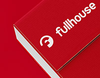 Fullhouse - Logo&branding for fulfilment