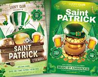 Saint Patrick Flyer Bundle