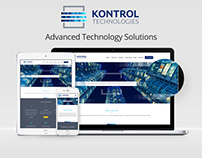 Kontrol Technologies Wordpress Web Development