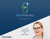 Pharmacy App iOS/Android