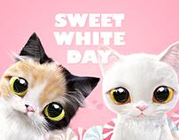 Sweet White Day
