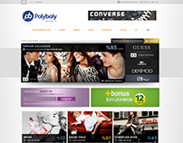 Polyboly Online Store