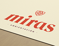 MIRAS · Ambientación