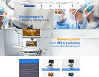 ProfiMedical website redesign