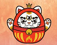 Stay Woke : Angry King Darumao