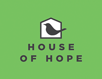 House of Hope Branding