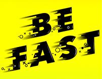 BE FAST #CreativeJam