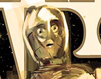 C3PO Poster