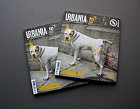 URBANIA #38 Spécial Rue + Spécial 10ans