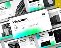 Wesdom Multipurpose Templates