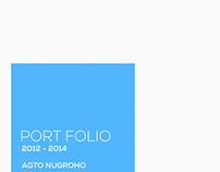 My Port Folio 2014
