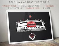 Stadiums Across the World