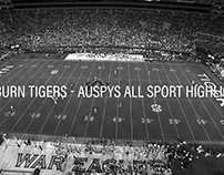 Auburn Tigers | AUSPY's All Sport Highlight Video