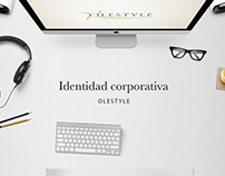 Manual completo de identidad corporativa Olestyle
