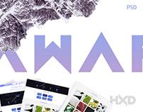 SAWAR Business and Corporate psd